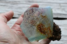 Large Sea Glass North Sea Glass Beach Find por BalticBeachTreasures