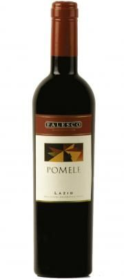 Falesco Pomele Rosso Dolce Lazio IGT 2012. This sweet red wine is brimming with fresh berry and plum aromas.  On the palate, a zesty, perfectly balanced acidity keeps the youthful profile lively and delicious.  Food Pairing: This desset wine is best served with cherries jubilee, bananas Foster, crème brulée, or trés leches cake.