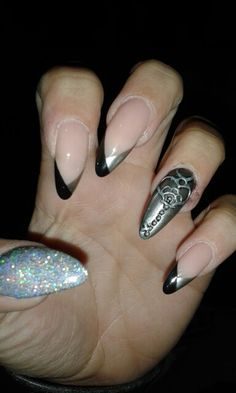 My last nails