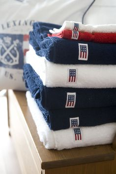Lexington Original Towel bei home go lucky: www.homegolucky.com/serie/lexington-original-towel