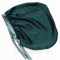 Silk Sleep Cap - Jade