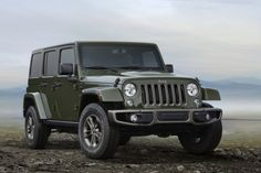 Jeep Celebrates its 75th anniversary in Style
