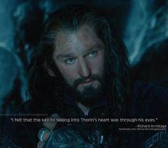 Thorin's eyes forever!