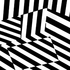 Black and White Dazzle Camouflage Pattern Art Print by Kristian Goddard | Society6