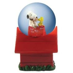 45 mm Peanuts Snoopy And Woodstock On Top Of Kennel Water Globe by WL. $22.99. This gorgeous 45 mm Peanuts Snoopy and Woodstock on Top of Kennel Water Globe has the finest details and highest quality you will find anywhere! 45 mm Peanuts Snoopy and Woodstock on Top of Kennel Water Globe is truly remarkable.45 mm Peanuts Snoopy and Woodstock on Top of Kennel Water Globe Details:Condition: Brand NewItem SKU: SS-WL-18257Dimensions: H: 45 (mm)Crafted with: Resin. Save 41%!