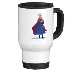 Disney Frozen Anna Travel Mug Anna Frozen, Disney Frozen, Anna Disney, Travel Mug Coffee, Coffee Mugs, Disney Princess Bike, Elsa Sister, Frozen Merchandise, Custom Travel Mugs