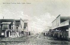 The Founding History of the Lents Neighborhood Portland, Oregon ...