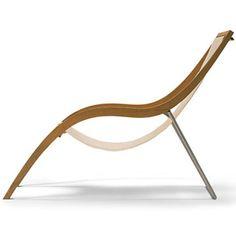 Jacob Berg Lido Lounge Chair