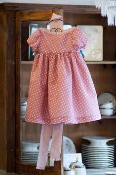 No Sin Valentina vestido bebe