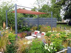... Garden (Show Garden) - RHS Hampton Court Palace Flower Show 2012