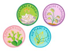 http://sosuperawesome.com/post/162257554307/plant-lover-patches-and-pins-and-succulent