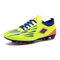 Outdoor Unisex Men Kids Soccer Cleats Shoes FG Football Boots Sports Sneakers #Unbranded
