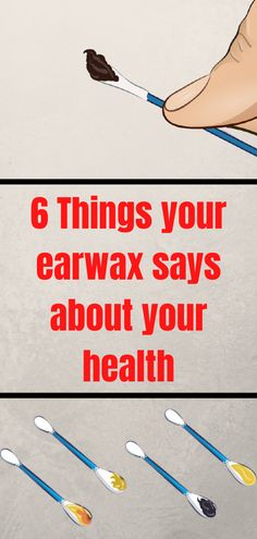 Health And Beauty Tips, Health Advice, Health And Wellness, Health Fitness, Cleaning Your Ears, Ear Cleaning, Healthy Women, Healthy Tips, Eczema Symptoms
