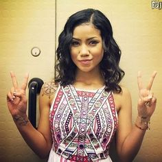 """Jhene Aiko drops a brand new track titled, """"In A World Of My Own""""."""