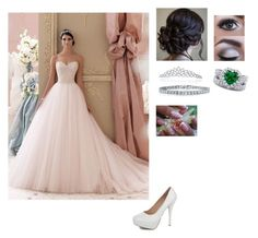"""""""wedding day"""" by randi01 ❤ liked on Polyvore featuring Bling Jewelry, BERRICLE, women's clothing, women, female, woman, misses and juniors"""