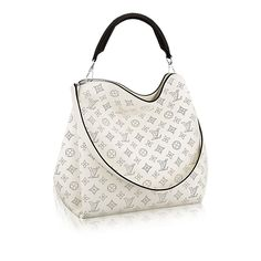 Babylone GM Designer Leather Handbag | LOUIS VUITTON