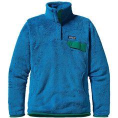 Patagonia Re-Tool Snap-T Pullover (Women's) - Fleece Jackets - Rock/Creek