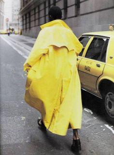 Peter Lindberg. Yellow.