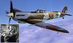 Hero re-lives account of flying 193 sorties in the Battle of Britain