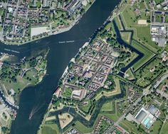 Fredrikstad, Norway - A temporary fortification was built here during the Hannibal War (1644-1645) between Sweden and Denmark-Norway, but it became permanent in the 1660s. Over the next sixty years, some other fortifications were built and the old city center lost its dominance.