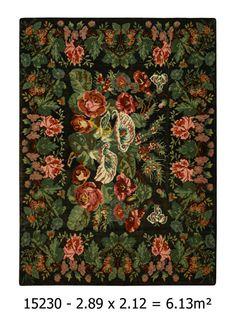 Moldavie Kilim tapis Vintage plat tissage main tissé par TuseRugs