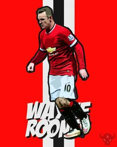 Wayne Rooney, 2nd Top Goalscorer for Manchester United and Premier League.