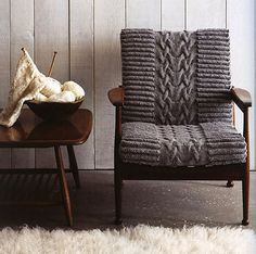 Ravelry: Cushions For Chairs pattern by Ruth Cross