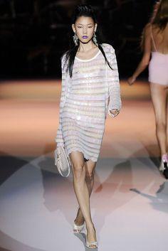 Zac Posen Spring 2009 Ready-to-Wear Fashion Show - Han Jin