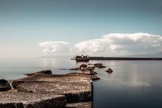 kalamata port / Greece #kalamata #greece #long_exposure #seascape #landscape #sea #fine_art