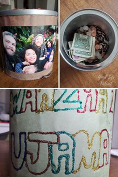 This Kwanzaa family tradition is to celebrate the fourth Kwanzaa principle Ujamaa. My kids created a money can to save money throughout the year. Then during Kwanzaa we support a Black-owned business. Click the pin for more details. Kwanzaa Principles, African American Culture, Kids Lighting, Family Traditions, Kids Decor, Felt Crafts, Life Is Good, Activities