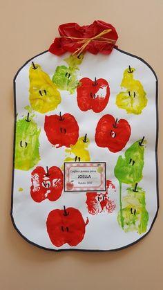 Les bocaux de confitures de fruits des PS de S. Toddler Fine Motor Activities, Nursery Activities, Kids Learning Activities, Autumn Activities, Winter Crafts For Toddlers, Toddler Crafts, Crafts For Teens, Diy For Kids, Crafts To Make
