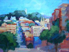 Karen White Studios - Telegraph Hill Colorway