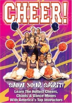 Featured Anytime Movie: Cheer - Cheer Pre-Owned: $5.25: Goodwill Anytime featured item: Cheer - Cheer for $5.25 Free Standard Shipping