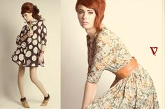 Vintage-Inspired Makeup for Redheads  How to Channel Your Inner Holloway