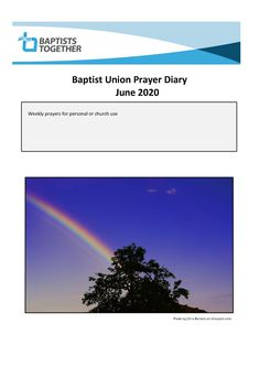 Weekly prayers from Baptists Together for personal or church use Worship, Prayers, Beans
