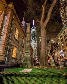 New York City Feelings - St Paul's Chapel by @chief770