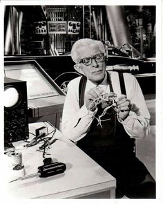 Alan Napier as Alfred Pennyworth on the Batman TV series.