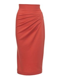 Burda Style pattern - I love these pleat details. Would look great on a dress as well!