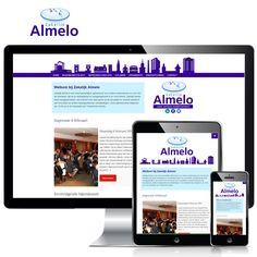 www.zakelijkalmelo.nl – 5x per jaar komt zakelijk Almelo bijeen voor interessante gesprekken met Almelose ondernemers. Weppster realiseert al vele jaren de website en heeft deze onlangs in een nieuw jasje gestoken op het WordPress platform.  Volg Weppster ook op: LinkedIn - https://www.linkedin.com/company/weppster Google+ - https://plus.google.com/105304135492198875590 Instagram - https://www.instagram.com/weppsternl Youtube - https://www.youtube.com/user/Weppster Blogspot –…