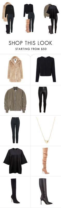 """Untitled #780"" by cmmxo ❤ liked on Polyvore featuring Coast, Fear of God, Balenciaga, Topshop, Balmain, Manolo Blahnik and Vetements"