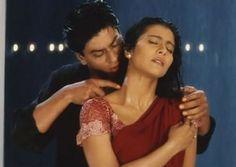 Kuch Kuch Hota Hai Rain Scene