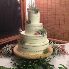 Wedding Cakes, Planter Pots, Desserts, Beautiful, Food, Wedding Gown Cakes, Tailgate Desserts, Deserts, Essen