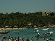Paisajes de Puerto Escondido, Oax.