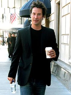 MORNING RUN photo | Keanu Reeves