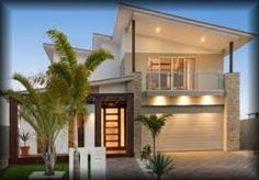 Image result for northwest contemporary house plans