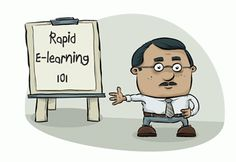 Rapid elearning can mean many things.  For some it means easy tools that let you  build elearning courses without special programming skills.  For others, it means being empowered to quickly share your expertise with others.  Ultimately, it's usually about getting the right information to people at the right time while operating at the speed of business.