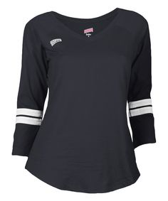 Look at this Soffe Lds  Tailgate Jersey on #zulily today!