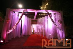 Rama Events is the best wedding planner in Noida, Delhi NCR with significant experience as wedding designers and decorators in India. Best Wedding Planner, Wedding Planners, Delhi Ncr, Wedding Designs, Tent, Perfect Wedding, Catering, Decor, Catering Business