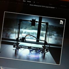 Something we liked from Instagram! We are going to announce the official release date of the #Eleven 3D Printer very soon! #3dprinting #3dprinter #kickstarter #isg11 #startup #tech #crowdfunding #3dprint #3dmodeling #services #ecommerce #3dprinted #marketing #design #new #product #3DP #technology #innovation #opensource by isg3d check us out: http://bit.ly/1KyLetq