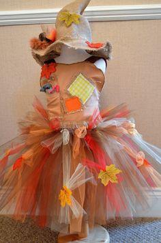 Scarecrow Tutu Costume por TheFairyrail en Etsy